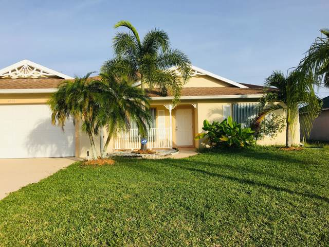 4151 SW Tumble Street, Port Saint Lucie, FL 34953 (#RX-10581234) :: The Reynolds Team/ONE Sotheby's International Realty