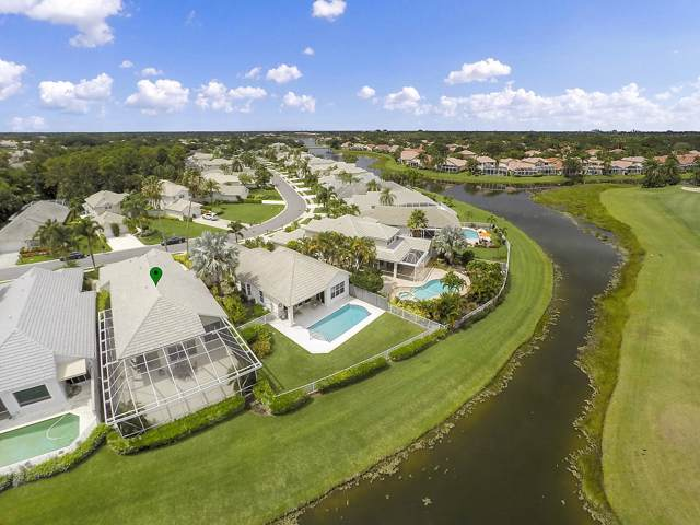 603 Masters Way, Palm Beach Gardens, FL 33418 (MLS #RX-10581286) :: The Jack Coden Group