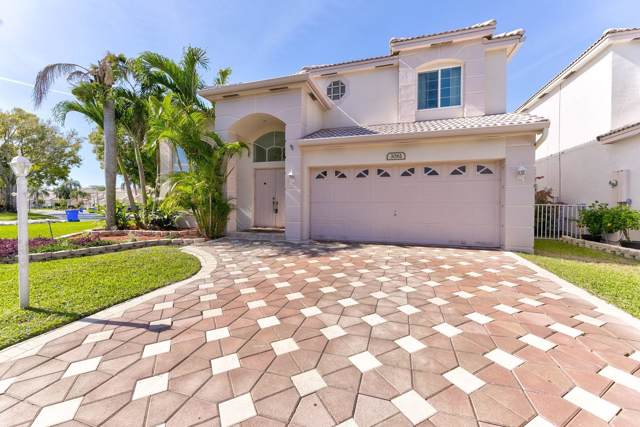 3061 Bayberry Way, Margate, FL 33063 (MLS #RX-10581293) :: Castelli Real Estate Services