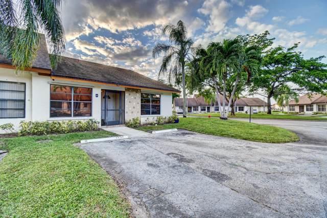 1250 Parkside Green Drive D, Greenacres, FL 33415 (#RX-10581306) :: Ryan Jennings Group