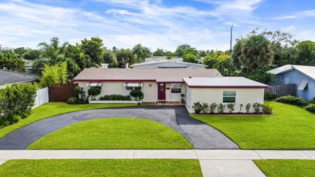 416 Lighthouse Drive, North Palm Beach, FL 33408 (#RX-10581398) :: Ryan Jennings Group