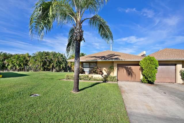 4995 Regina Court 8A, West Palm Beach, FL 33415 (#RX-10581412) :: Ryan Jennings Group