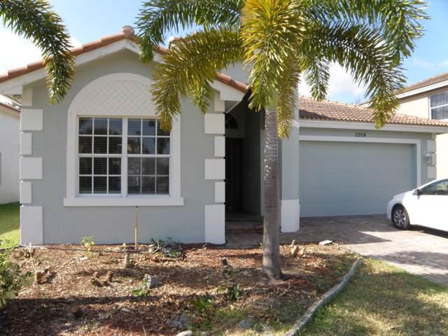 2264 SW Newport Isles Boulevard, Port Saint Lucie, FL 34953 (#RX-10581482) :: Ryan Jennings Group