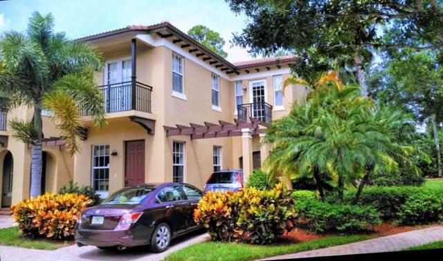 2805 Eagle Rock Circle #1001, West Palm Beach, FL 33411 (#RX-10581513) :: Ryan Jennings Group