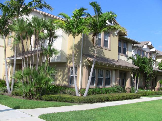 950 Marina Del Ray Lane #1, West Palm Beach, FL 33401 (#RX-10581535) :: Ryan Jennings Group
