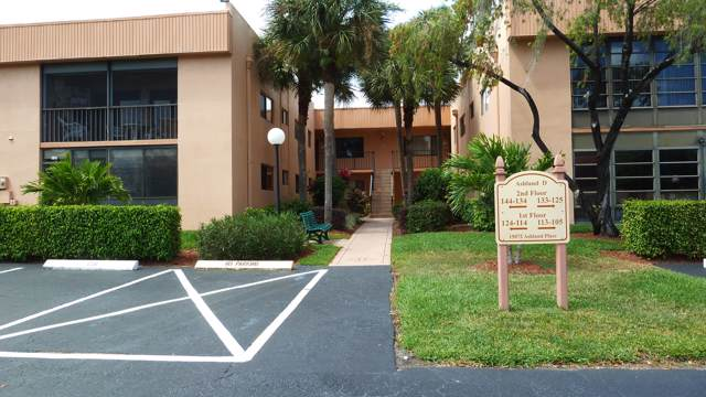 15072 Ashland Place #139, Delray Beach, FL 33484 (#RX-10581547) :: Ryan Jennings Group