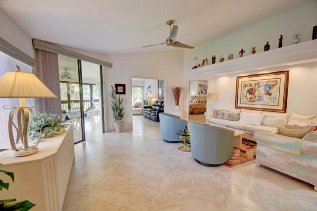 15342 Strathearn Drive #12303, Delray Beach, FL 33446 (MLS #RX-10581571) :: The Paiz Group