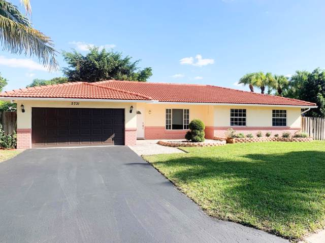 2731 NW 87th Avenue, Coral Springs, FL 33065 (MLS #RX-10581645) :: Castelli Real Estate Services