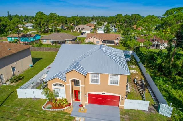 965 SW North Globe Avenue, Port Saint Lucie, FL 34953 (#RX-10581650) :: The Reynolds Team/ONE Sotheby's International Realty