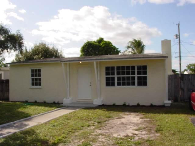 1237 S D Street, Lake Worth, FL 33460 (MLS #RX-10581681) :: Berkshire Hathaway HomeServices EWM Realty