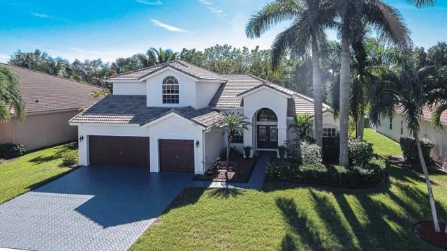 11172 Grandview Manor, Wellington, FL 33414 (#RX-10581832) :: Ryan Jennings Group