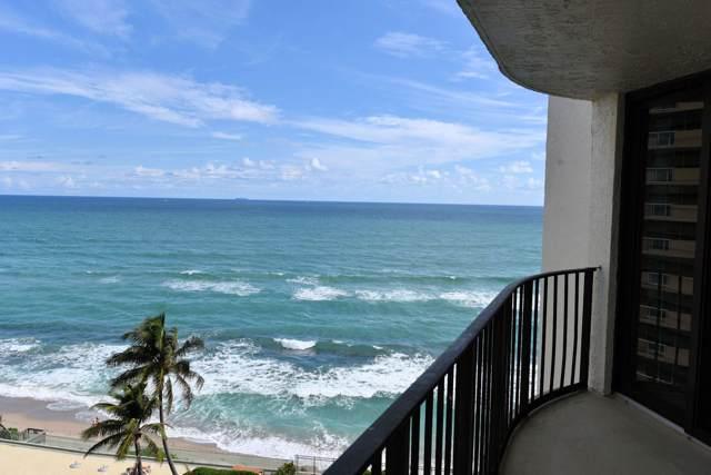 5420 N Ocean Drive #905, Riviera Beach, FL 33404 (#RX-10581901) :: Ryan Jennings Group