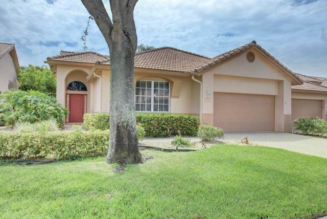 8840 Shoal Creek Lane, Boynton Beach, FL 33472 (#RX-10581910) :: Ryan Jennings Group