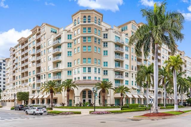 99 SE Mizner Boulevard #734, Boca Raton, FL 33432 (#RX-10581952) :: Ryan Jennings Group