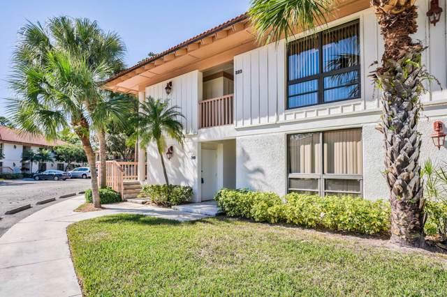 323 Brackenwood Circle, Palm Beach Gardens, FL 33418 (MLS #RX-10581990) :: The Jack Coden Group