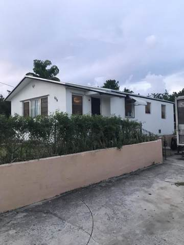 824 Dr Martin Luther King Jr Drive, West Palm Beach, FL 33407 (#RX-10582011) :: Ryan Jennings Group