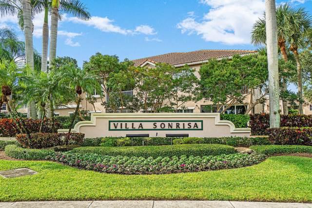 6670 Villa Sonrisa Drive #222, Boca Raton, FL 33433 (#RX-10582027) :: Ryan Jennings Group
