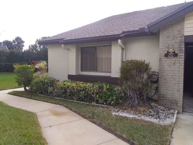 212 Meander Circle, Royal Palm Beach, FL 33411 (MLS #RX-10582059) :: Laurie Finkelstein Reader Team