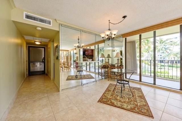 3545 S Ocean Boulevard #208, South Palm Beach, FL 33480 (#RX-10582112) :: Ryan Jennings Group