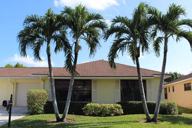 4200 Mango Tree Court B, Boynton Beach, FL 33436 (#RX-10582120) :: Ryan Jennings Group
