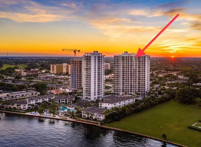1 Water Club Way #2003, North Palm Beach, FL 33408 (MLS #RX-10582137) :: Berkshire Hathaway HomeServices EWM Realty