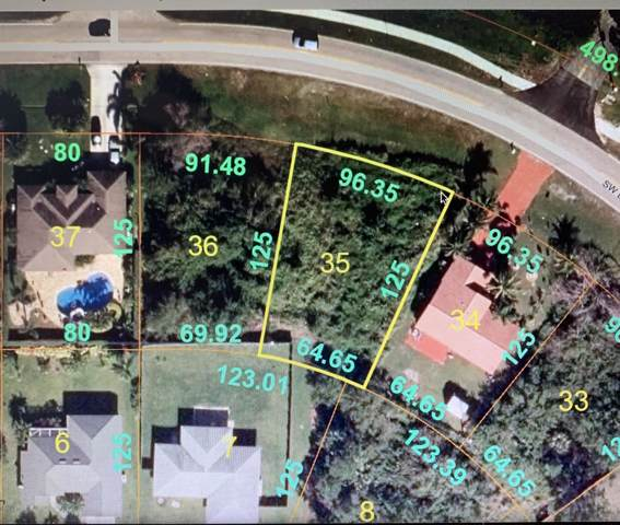 1158 SW Del Rio Boulevard, Port Saint Lucie, FL 34953 (MLS #RX-10582145) :: Berkshire Hathaway HomeServices EWM Realty