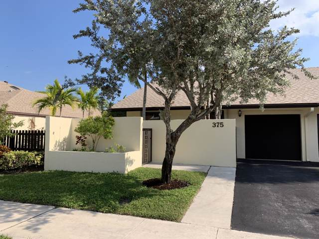 375 SW 29th Avenue, Delray Beach, FL 33445 (#RX-10582190) :: Ryan Jennings Group