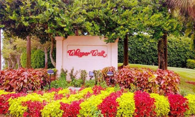 8817 Echo Lane D, Boca Raton, FL 33496 (#RX-10582249) :: Ryan Jennings Group