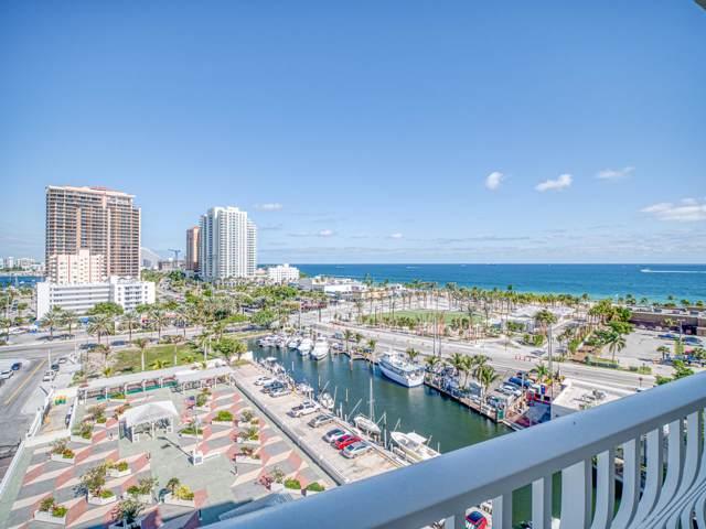 1 Las Olas Circle #1015, Fort Lauderdale, FL 33316 (#RX-10582331) :: Ryan Jennings Group