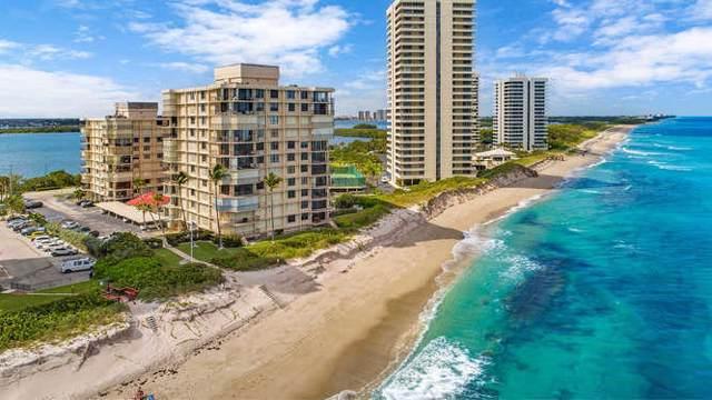 5480 N Ocean Drive B-8-B, Singer Island, FL 33404 (#RX-10582381) :: Ryan Jennings Group