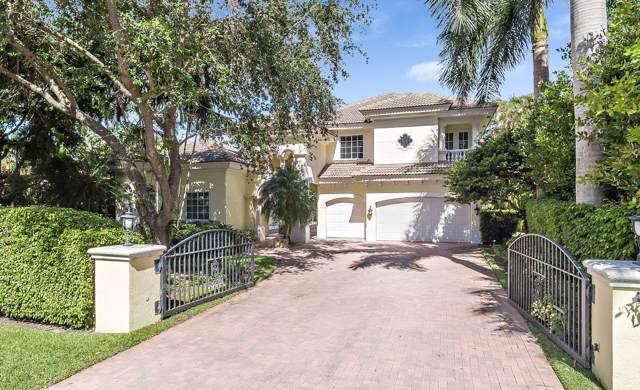 7399 Orangewood Lane, Boca Raton, FL 33433 (MLS #RX-10582391) :: The Paiz Group