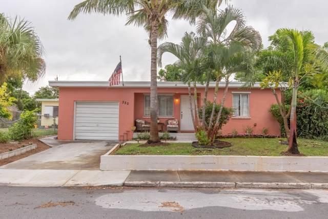 320 S C Street, Lake Worth, FL 33460 (MLS #RX-10582412) :: The Jack Coden Group