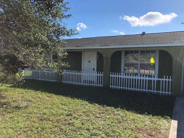 102 NW Floresta Drive, Port Saint Lucie, FL 34983 (#RX-10582443) :: Ryan Jennings Group