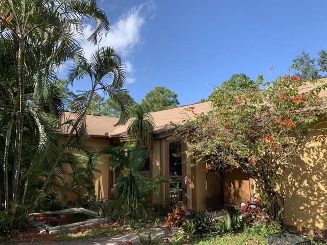 419 SE Fallon Drive, Port Saint Lucie, FL 34983 (#RX-10582450) :: The Reynolds Team/ONE Sotheby's International Realty
