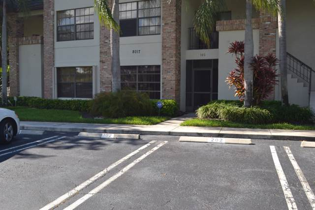 8017 Aberdeen Drive Drive #102, Boynton Beach, FL 33472 (#RX-10582543) :: Ryan Jennings Group