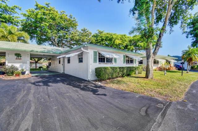 840 Meadowlark Lane, Delray Beach, FL 33445 (#RX-10582548) :: Ryan Jennings Group