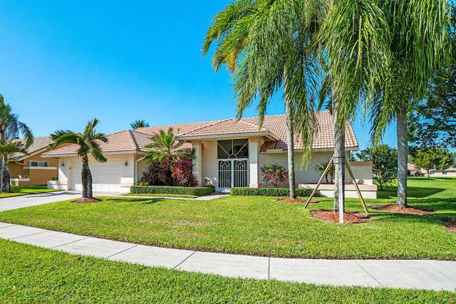 6767 Windpoint Way, Lake Worth, FL 33467 (#RX-10582583) :: Ryan Jennings Group