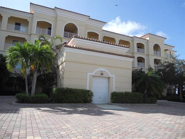 30 Harbour Isle Drive W #305, Fort Pierce, FL 34949 (MLS #RX-10582617) :: Berkshire Hathaway HomeServices EWM Realty