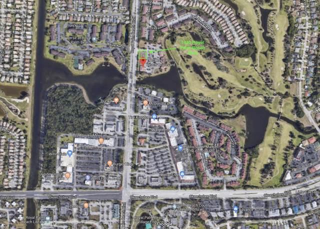 1430 Royal Palm Beach Boulevard A, Royal Palm Beach, FL 33411 (MLS #RX-10582631) :: Laurie Finkelstein Reader Team