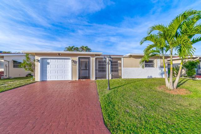 1231 NW 48th Place, Pompano Beach, FL 33064 (#RX-10582642) :: Ryan Jennings Group