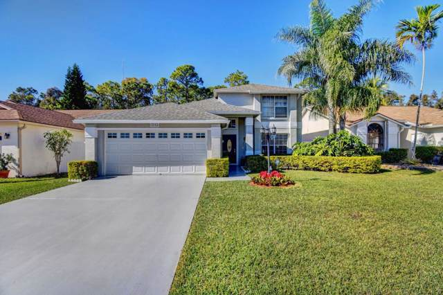 2765 Foxhall Drive W, West Palm Beach, FL 33417 (MLS #RX-10582647) :: Berkshire Hathaway HomeServices EWM Realty