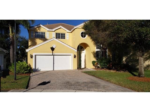 272 Kensington Way, Royal Palm Beach, FL 33414 (MLS #RX-10582670) :: Laurie Finkelstein Reader Team