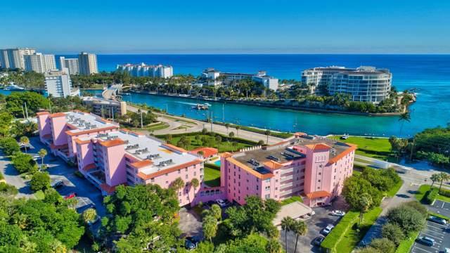1099 S Ocean Blvd Boulevard 501-S  -  502-S, Boca Raton, FL 33432 (#RX-10582691) :: Ryan Jennings Group