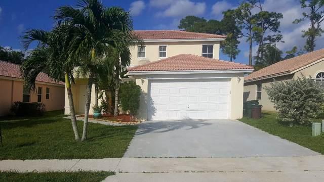 6765 Silver Ridge Lane, Greenacres, FL 33413 (#RX-10582709) :: Ryan Jennings Group