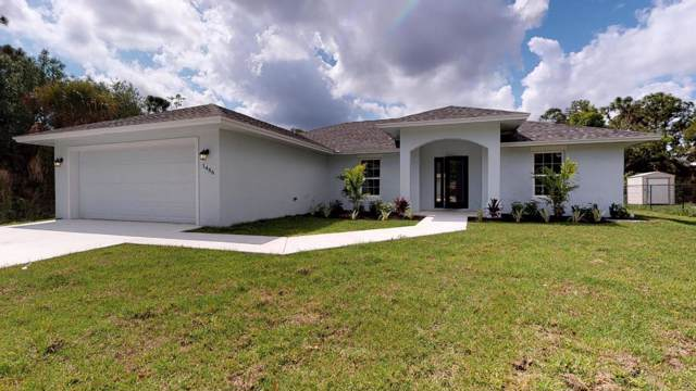 2555 SW Deckard Street, Port Saint Lucie, FL 34953 (#RX-10582711) :: Ryan Jennings Group