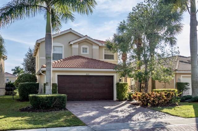 10221 White Water Lily Way, Boynton Beach, FL 33437 (MLS #RX-10582715) :: Berkshire Hathaway HomeServices EWM Realty
