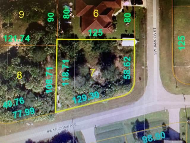 3789 SW Jamros Street, Port Saint Lucie, FL 34953 (#RX-10582735) :: The Reynolds Team/ONE Sotheby's International Realty