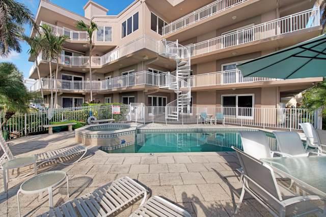 129 S Golfview Road #5, Lake Worth Beach, FL 33460 (#RX-10582748) :: Ryan Jennings Group