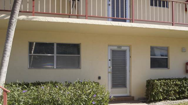 102 Oxford 300, West Palm Beach, FL 33417 (#RX-10582755) :: Real Estate Authority