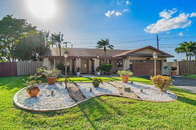 7050 NW 21st Court, Margate, FL 33063 (MLS #RX-10582757) :: Castelli Real Estate Services